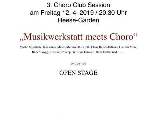 3.Choro-Session