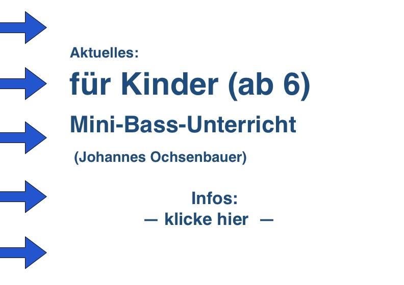 Aktuelles -Minibass